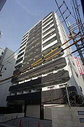 大阪府大阪市北区曾根崎新地2丁目の賃貸マンションの外観