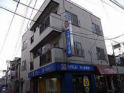 マンション小松原[302号室]の外観