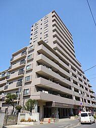 千葉県千葉市美浜区真砂2丁目の賃貸マンションの外観