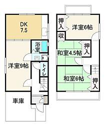 東向日駅 2,180万円