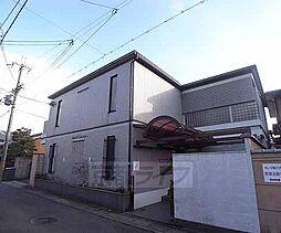 京都府京都市北区上賀茂南大路町の賃貸マンションの外観