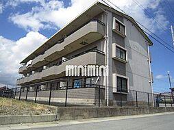 マンションLIVE[2階]の外観