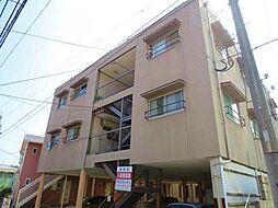 鶴寿荘A[305号室]の外観