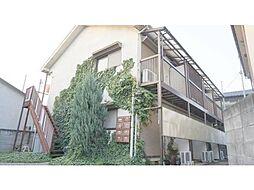 コーポ原田[2階]の外観