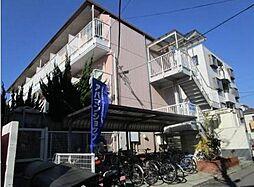 千葉県船橋市東中山1丁目の賃貸マンションの外観