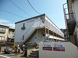 千葉県浦安市富士見2の賃貸アパートの外観