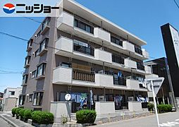 メゾン広田[1階]の外観
