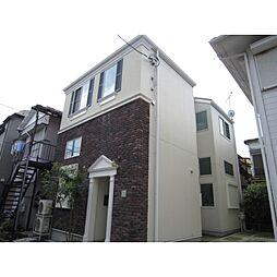 神奈川県横浜市神奈川区亀住町の賃貸アパートの外観