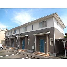 [テラスハウス] 静岡県浜松市西区神ケ谷町 の賃貸【/】の外観