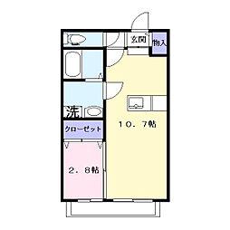 古賀茶屋駅 3.8万円