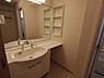 洗面,1LDK,面積55.13m2,賃料7.4万円,つくばエクスプレス みどりの駅 徒歩17分,,茨城県つくば市みどりの中央