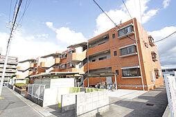 愛知県名古屋市天白区植田東2丁目の賃貸マンションの外観