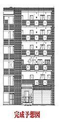 兵庫県神戸市灘区篠原本町3丁目の賃貸マンションの外観