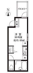 王子神谷駅 5.3万円