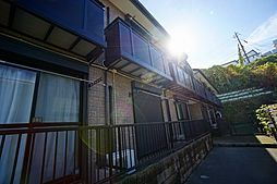 マグノリアハイツ[1階]の外観