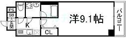 ベラジオ京都洛南グルーブ[4階]の間取り