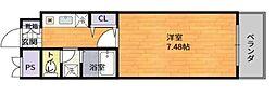 宝町駅 4.8万円