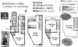 京成立石駅 3,980万円