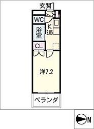 U・TOPIA60[1階]の間取り