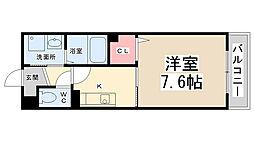 セトル壱番館[3階]の間取り
