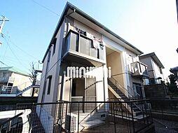 福岡県大野城市大城4丁目の賃貸アパートの外観