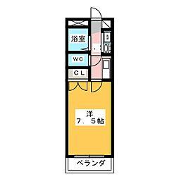 DAIA21[2階]の間取り