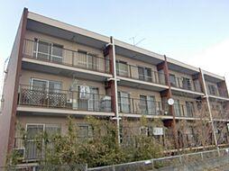 松沢マンション[3階]の外観