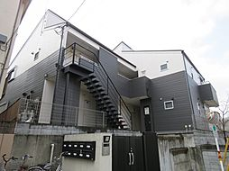 リッツウェアハウスH&M[1階]の外観