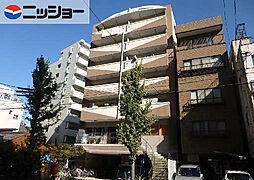 ファインアート川口[4階]の外観