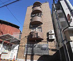 京都府京都市東山区金屋町の賃貸マンションの外観