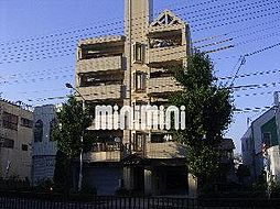 メゾンドサン[2階]の外観