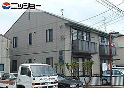 ラフィネ千代田A棟[1階]の外観