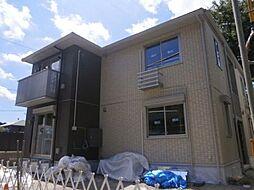 神奈川県川崎市宮前区野川の賃貸アパートの外観