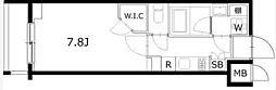KDXレジデンス豊洲[1階]の間取り