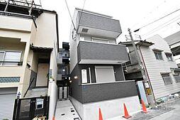 近鉄南大阪線 針中野駅 徒歩6分の賃貸アパート