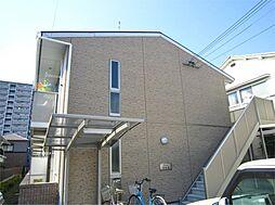 アムール高松東[2階]の外観