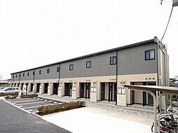 レオパレスMIYABI[1階]の外観