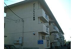 グリーンハイツ武田A[301号室]の外観