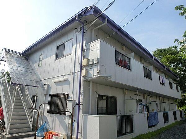 朝倉コーポ[2階]の外観