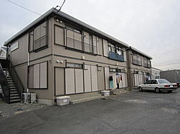 神奈川県座間市立野台1丁目の賃貸アパートの外観