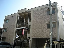大阪府堺市中区八田西町2丁の賃貸マンションの外観