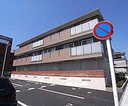 京都府京都市伏見区竹田真幡木町の賃貸アパートの外観