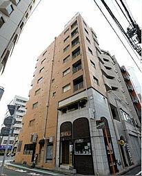 東京都新宿区四谷2丁目の賃貸マンションの外観