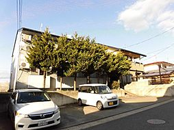 山形県山形市東青田4丁目の賃貸アパートの外観