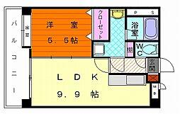 TSUBAME[2階]の間取り
