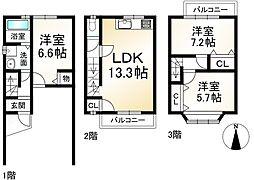 梅小路京都西駅 2,780万円