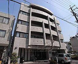 京都府京都市上京区東西町の賃貸マンションの外観