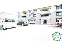 兵庫県明石市大久保町大窪の賃貸アパートの外観