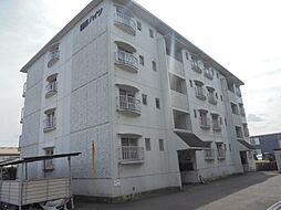 西部ハイツ[4階]の外観