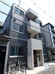 ジュネスtrois新大阪[3階]の外観